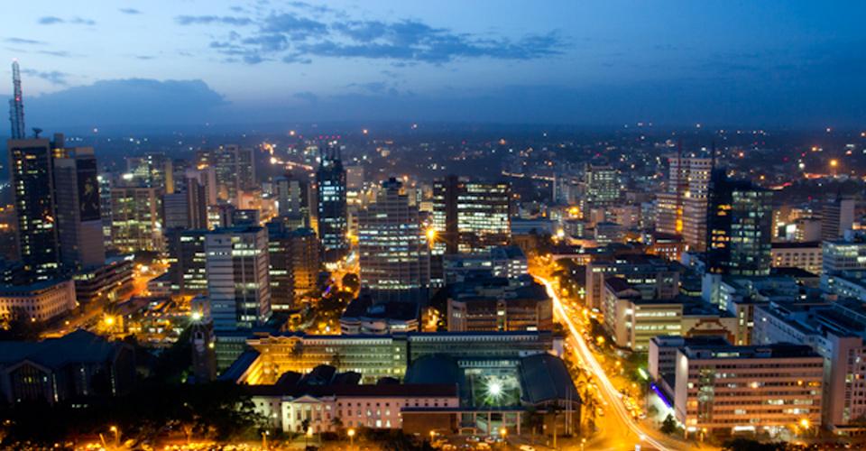 Nairobi-night