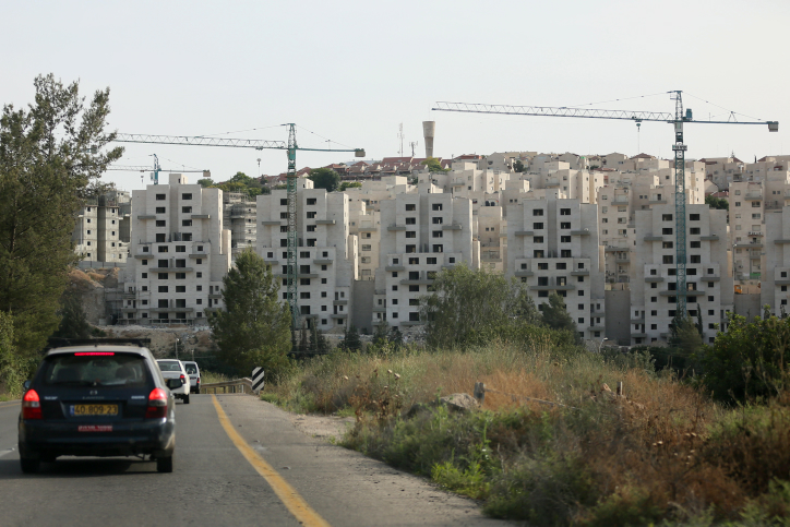 contruction site in Beit Shemesh, May 28 2012. Photo by Nati Shohat/Flash90 *** Local Caption *** ???? ??? ??????? ?????? ??? ?????? ??????????? ??? ??? ????? ????? ?????????? ?